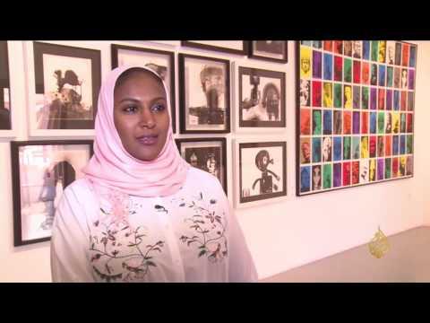 العرب اليوم - إسلام كامل وتوثيق تراث وتاريخ السودان بالرسم