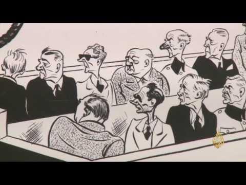 العرب اليوم - معرض لرسام الكاريكاتير الراحل بوريس يفيموف