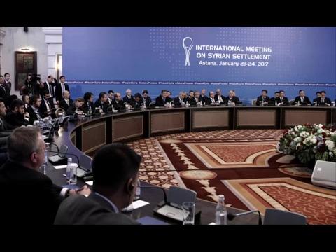 العرب اليوم - جولة مفاوضات سورية جديدة في أستانا في 3 أيار