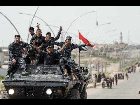 العرب اليوم - القوات العراقية تعلن تحرير 70 من غرب الموصل