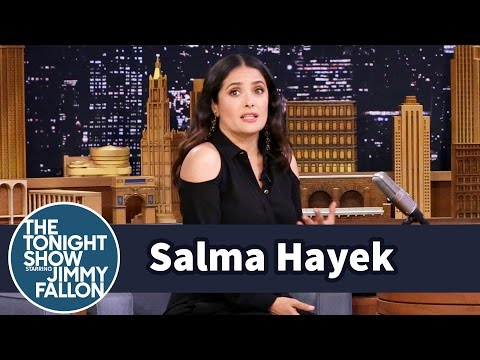 العرب اليوم - سلمى حايك تكشف حقيقة خيانة زوجها لها