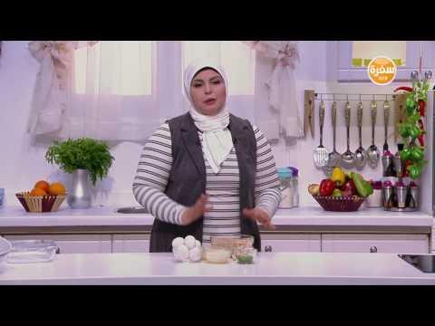 العرب اليوم - شاهد طريقة إعدادمكرونة باللحمة المفرومة  صينية فاصوليا بالبيض  تارت بالدجاج