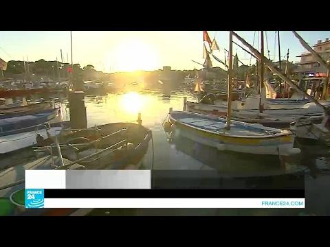 العرب اليوم - بالفيديو  البوانتوس قوارب صيد لها عشاق في سان ماري ومرسيليا