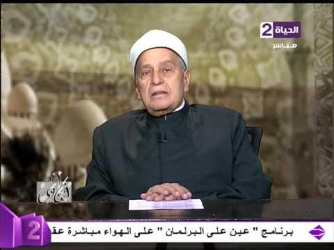 العرب اليوم - بالفيديو الشيخ  محمود عاشور يهنئ الأمة الإسلامية بحلول شهر شعبان
