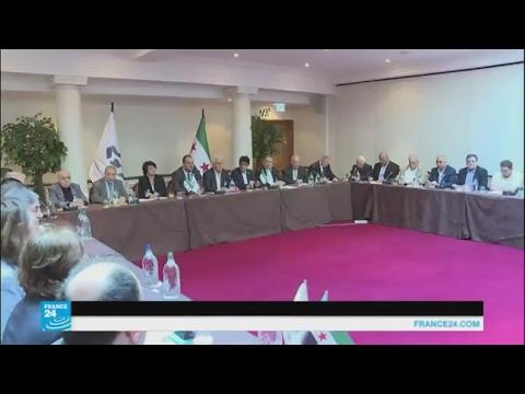 العرب اليوم - شاهد  مشاورات تقنية بشأن الدستور السوري
