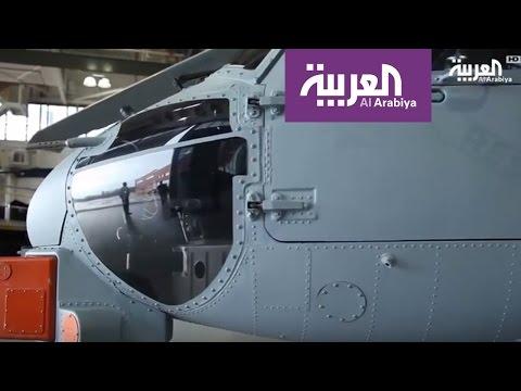 العرب اليوم - شاهد تجميع 150 مروحية من نوع بلاك هوك بقيمة 6 مليارات دولار