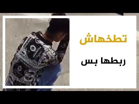 العرب اليوم - شاهد فلسطيني يطالب جندي إسرائيلي باعتقال طفلة