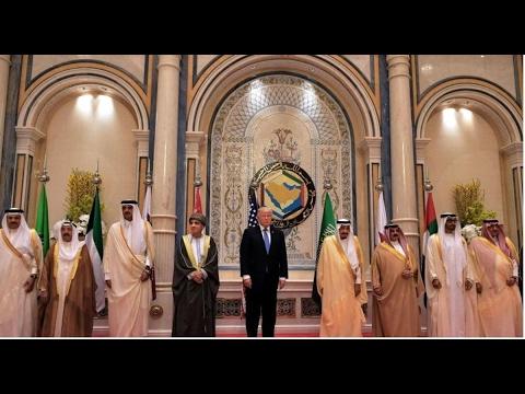 العرب اليوم - شاهد اختتام أعمال القمة الإسلامية الأميركية في الرياض