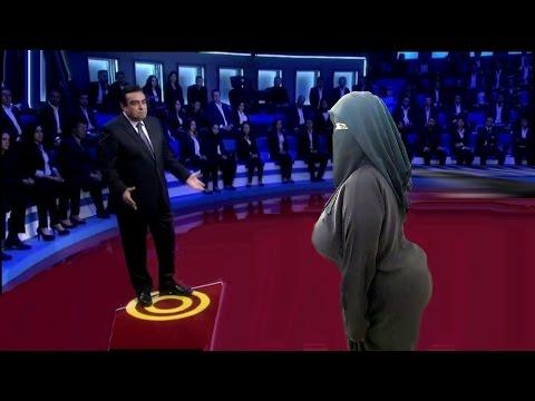 العرب اليوم - شاهد زوجة تبرّر أسباب خيانة زوجها مع قاصر في برنامج المسامح كريم