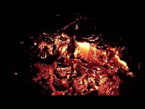 العرب اليوم - بركان كيلوا يستمر بنفث حممه الحارقة في هاواي