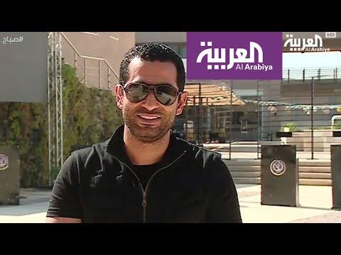 العرب اليوم - عمرو سعد يتحدث عن زواج أخيه من سمية الخشاب