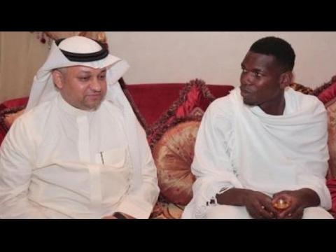 شاهد نقاش بشأن زيارة النجم العالمي بوقبا إلى السعودية