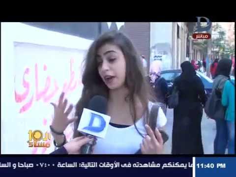 العرب اليوم - شاهد ردود فعل طلاب الثانوية العامة بعد الامتحان الأول