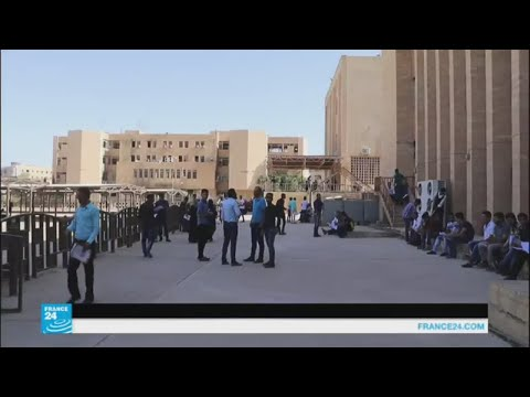 العرب اليوم - طلاب جامعة الموصل يعودن للدراسة