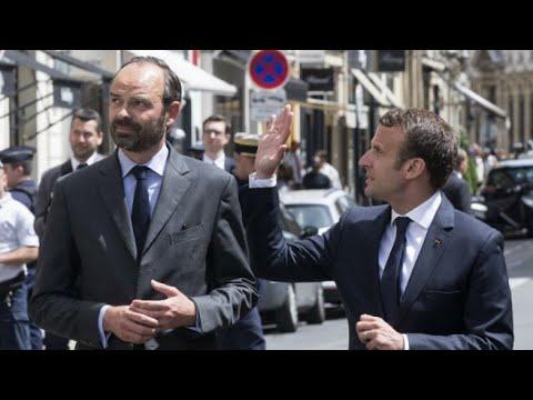 العرب اليوم - شاهد الرئيس الفرنسي يعلن تشكيل الحكومة الجديدة