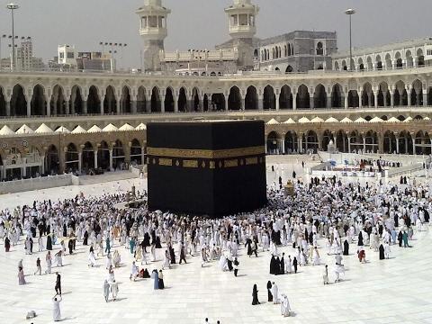 العرب اليوم - شاهد بث مباشر لأجواء صلاة العيد من مكة المكرمة