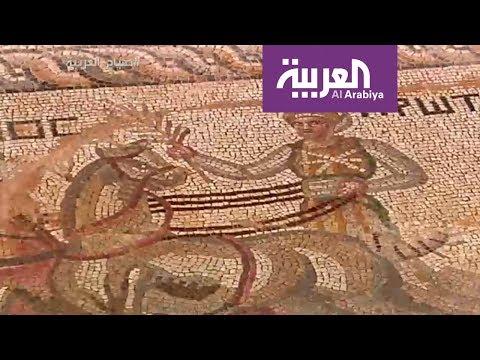 العرب اليوم - اكتشاف فسيفساء يعود تاريخها إلى القرن الرابع قبل الميلاد