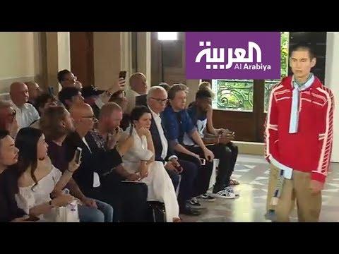 العرب اليوم - شاهد افتتاح دار فالنتينو للأزياء في أسبوع الموضة الباريسي