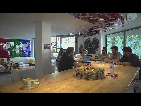 العرب اليوم - شاهد مولنغيك مؤسسة حاضنة للشركات الناشئة في مولنبيك