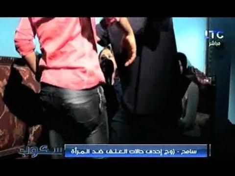 العرب اليوم - مذيعة ltc تتعرض للضرب على الهواء