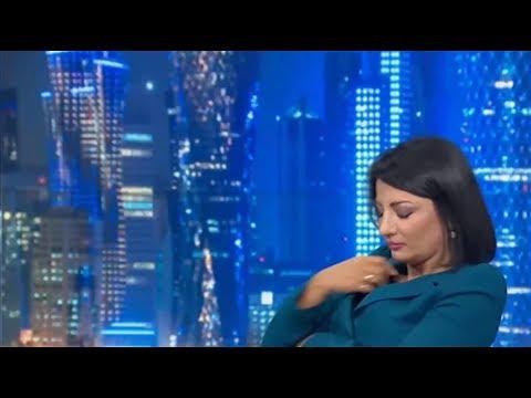 العرب اليوم - شاهد كاميرات القنوات الفضائية تسجّل لقطات عفوية لمذيعيها