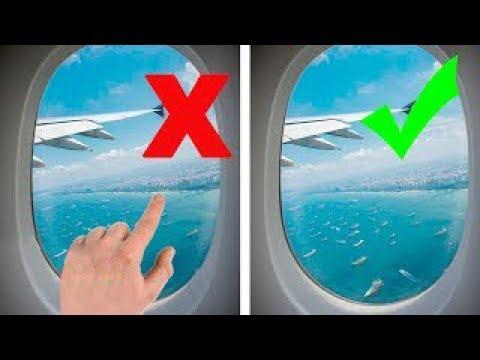 العرب اليوم - شاهد 10 أشياء لا يجل فعلها عند ركوب الطائرة