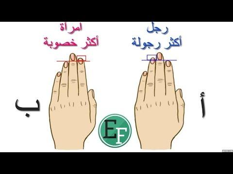 العرب اليوم - شاهد 8 أعضاء في جسمك تفضح أسرارك أمام الناس