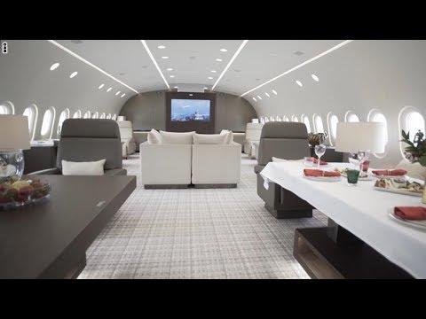 العرب اليوم - شاهد طائرة الأحلام تكون ملكك بـ74 ألف دولار في الساعة