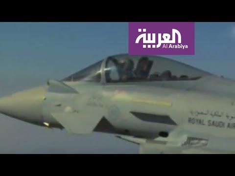 العرب اليوم - غارات للتحالف على مواقع الحوثيين في محيط صنعاء