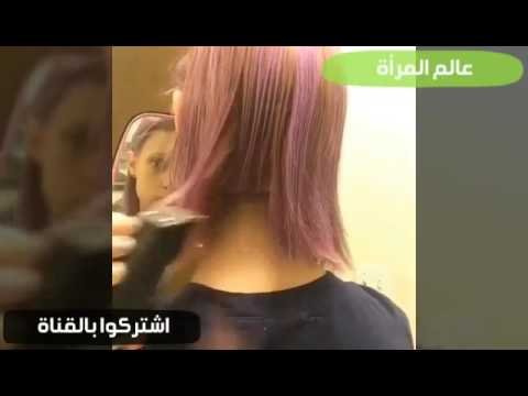العرب اليوم - بالفيديو  فتاة موهوبة تضع الماكياج بشكل رائع