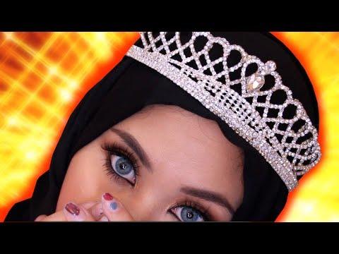 العرب اليوم - بالفيديو طريقة إعداد مكياج ملكي فخم