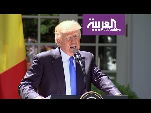 العرب اليوم - شاهد آخر تصريحات ترامب بشان قطر
