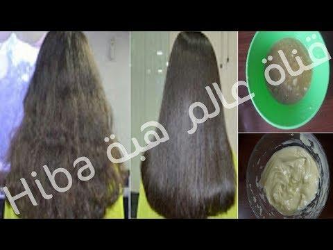 العرب اليوم - شاهد وصفة ضعيها على شعرك ساعة ولن تستغني عنها بعد اليوم