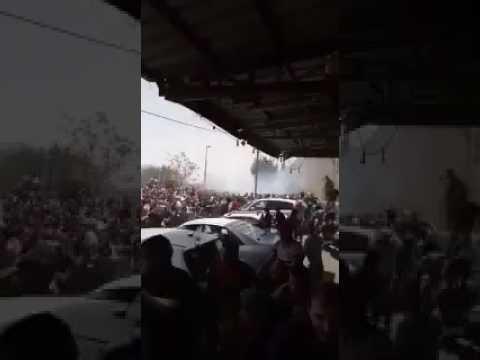 العرب اليوم - شاهد الاحتلال الإسرائيلي يقمع المرابطين الغاضبين في الشوارع