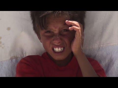 العرب اليوم - سكان الرقة من مشقة النزوح إلى لهيب المخيمات في الصيف