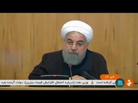 العرب اليوم - روحاني يؤكّد الرد على أي انتهاك للإتفاق النووي