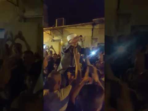 العرب اليوم - شاهد احتفالات غير مسبوقة بالانتصار في شوارع القدس