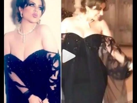 العرب اليوم - حليمة بولند تثيرالجمهور برقصها