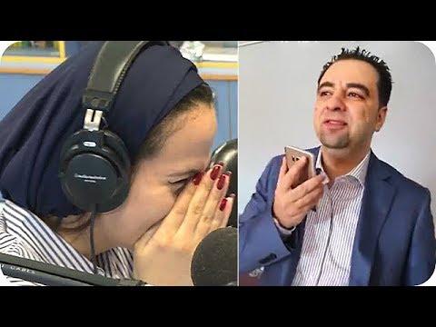 العرب اليوم - بالفيديو  شاب يفاجئ حبيبته بخطبتها خلال برنامجها الإذاعي