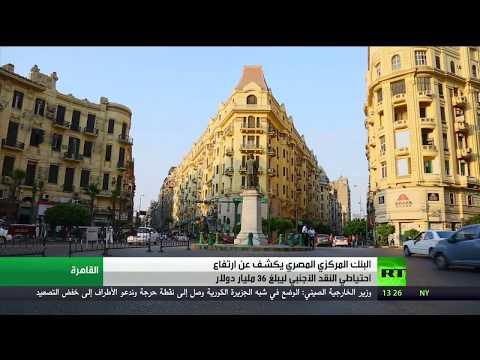 العرب اليوم - شاهد ارتفاع الاحتياطي من النقد الأجنبي في مصر