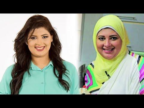 العرب اليوم - شاهد رد فعل المذيعة غادة جميل بعد خلعها للحجاب