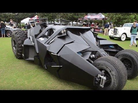 العرب اليوم - شاهد أدوات باتمان بشكل حقيقي