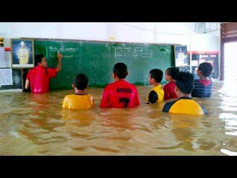 العرب اليوم - أندر وأغرب 10 مدارس حول العالم