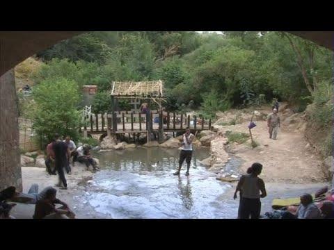 العرب اليوم - بحيرة ثامدا أوسيرغي بتيزي وزو مياه باردة ومناظر طبيعية خلابة