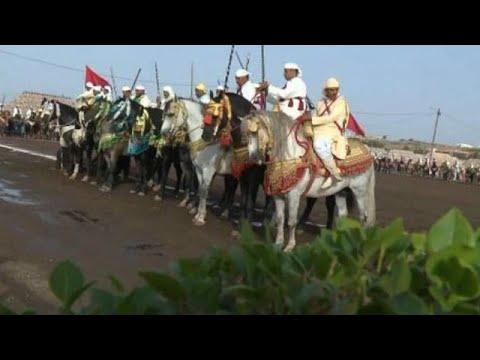 العرب اليوم - شاهد انطلاق مهرجان دار بوعزة