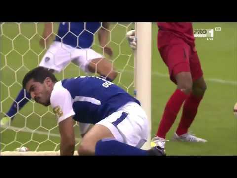 العرب اليوم - شاهد أهداف مباراة الهلال والفيحاء في دوري عبد اللطيف جميل