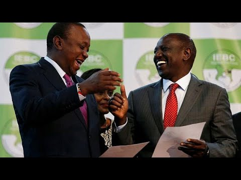 العرب اليوم - شاهد الرئيس الكيني الجديد يدعو المعارضة للعمل معًا
