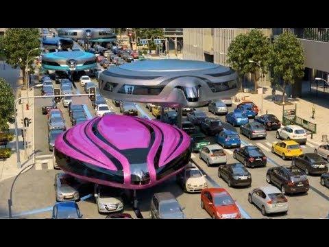 العرب اليوم - مصمم يتخيل شكل وسائل النقل في المستقبل