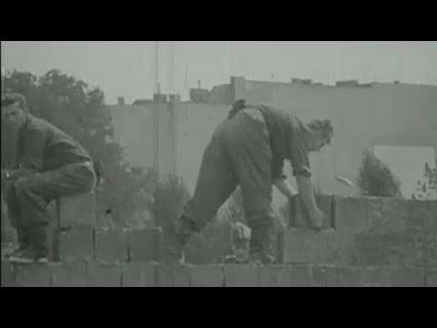 العرب اليوم - شاهد جدار برلين التاريخي رمز الحرب الباردة