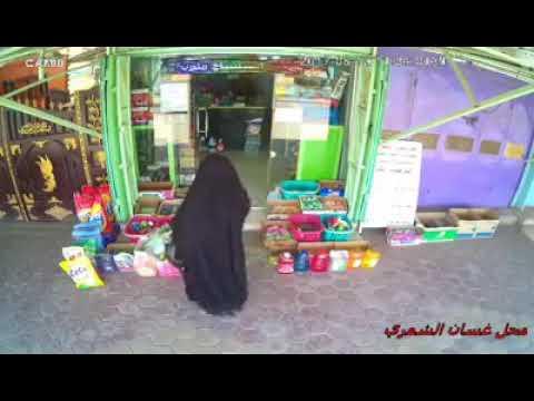 العرب اليوم - شاهد لحظة سرقة إمرأة لمعروضات من ماركت